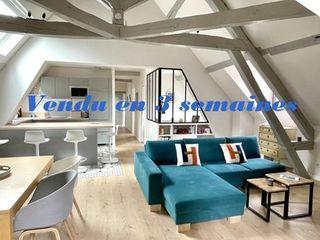 Appartement rénové CHARTRES 84 (28000)