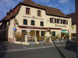 Café - Restaurant MARLENHEIM  (67520)