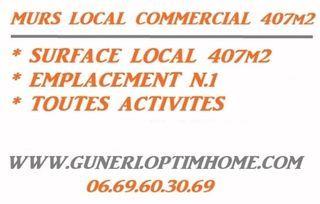Local commercial GOUSSAINVILLE  (95190)
