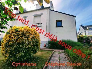 Maison QUIMPER 110 (29000)
