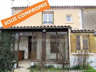 Maison à rénover PEAULT 75 (85320)