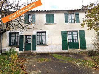 Maison de village LUCON 90 (85400)