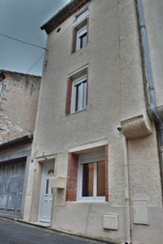 Maison de village ROQUECOURBE 76 (81210)