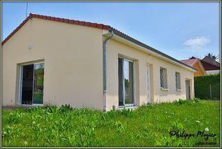 Maison individuelle VICHY 89 (03200)
