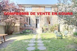 Maison bourgeoise ARGENTEUIL 95 (95100)