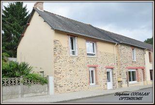 Maison de village BOURGBARRE  (35230)