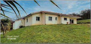 Maison plain-pied POUYASTRUC 156 (65350)