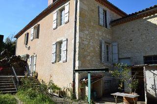 Maison de village CASTERA VERDUZAN  (32410)