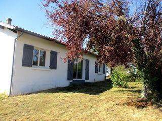 Maison plain-pied ST SEVER 107 (40500)