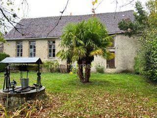Maison de ville DUN LE PALESTEL 146 (23800)