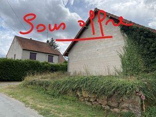 Maison de village DUN LE PALESTEL 129 (23800)
