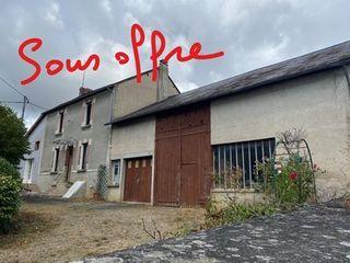 Maison de village LAFAT 144 (23800)