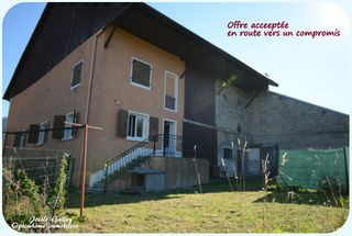 Maison à rénover VINZIER 120 (74500)