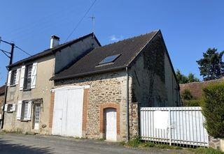 Maison de village FRESSELINES 77 (23450)