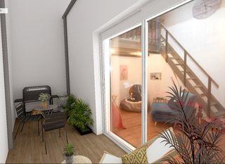 Appartement rénové BORDEAUX 40 (33000)