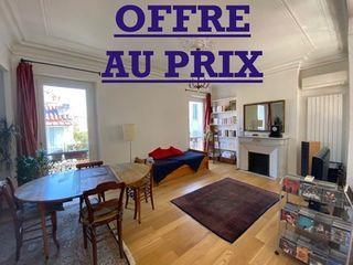 Appartement bourgeois MARSEILLE 5EME arr 114 (13005)