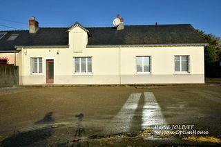 Maison de village SAINT MARS LA JAILLE 122 (44540)