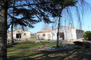 Maison plain-pied COGNAC  (16100)