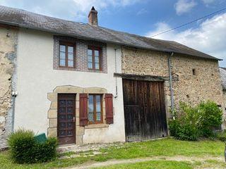 Maison de village BUSSIERE DUNOISE 77 (23320)