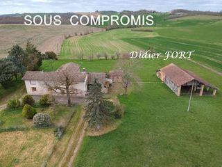Corps de ferme RABASTENS 143 (81800)