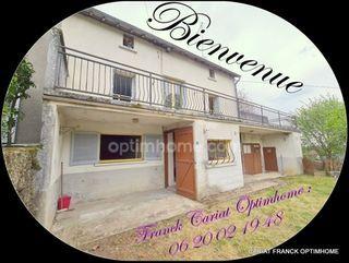 Maison à rénover FROMENTAL 95 (87250)