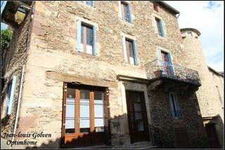 Maison de village SAINT SERNIN SUR RANCE 170 (12380)