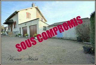 Maison jumelée SANVIGNES LES MINES 80 (71410)
