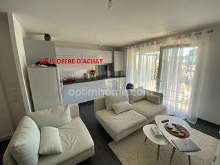 Appartement en rez-de-jardin KEMBS 45 (68680)