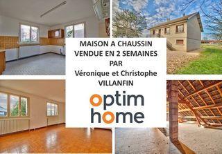 Maison CHAUSSIN 105 (39120)
