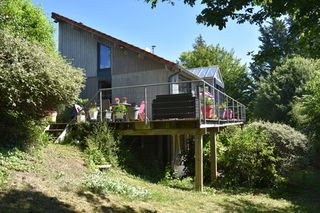 Maison contemporaine MONTFAUCON 160 (25660)