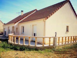 Maison MOINVILLE LA JEULIN 121 (28700)