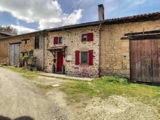 Maison en pierre VAULRY 95 (87140)