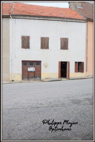 Maison de village CHATEL MONTAGNE 65 (03250)