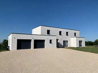 Maison contemporaine SAINTE MARIE DU LAC NUISEMENT 222 (51290)