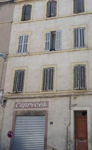 Appartement ancien MARSEILLE 4EME arr 36 (13004)