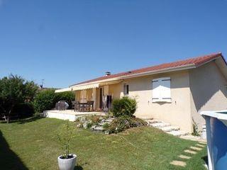 Villa AMBERIEU EN BUGEY 110 (01500)