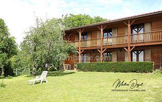 Maison en bois LE VERNET 177 (03200)