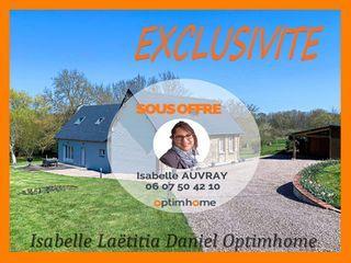 Maison contemporaine L'AIGLE 180 (61300)
