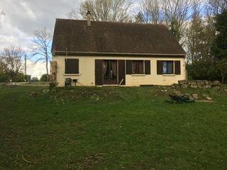 Maison à rénover COURTEUIL 70 (60300)