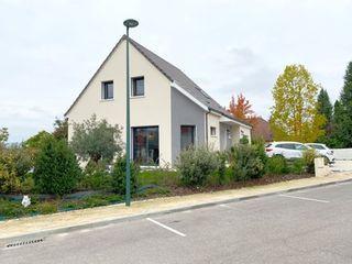 Maison contemporaine SAULON LA RUE 108 (21910)