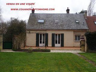 Maison en pierre SAINT MARTIN DE BRETHENCOURT  (78660)