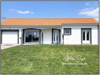 Maison contemporaine RANDAN 94 (63310)