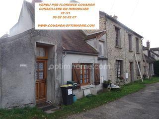 Maison à rénover SAINT CYR SOUS DOURDAN 160 (91410)