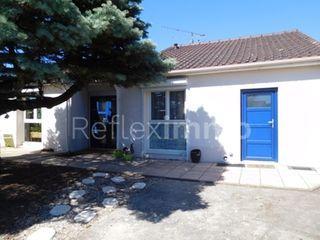 Maison plain-pied COURNON D'AUVERGNE  (63800)
