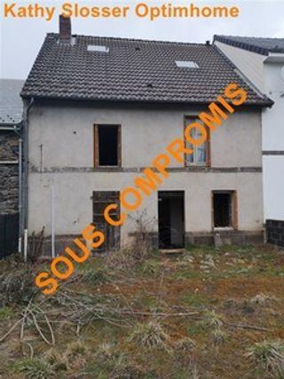 Maison à rénover CHAPDES BEAUFORT 122 (63230)