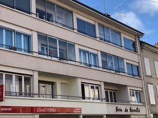 Appartement LUNEVILLE 88 (54300)
