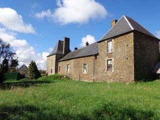 Maison en pierre LA CHAPELLE JANSON 69 (35133)