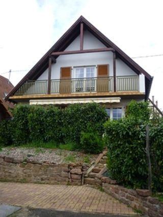 Maison individuelle MARLENHEIM  (67520)