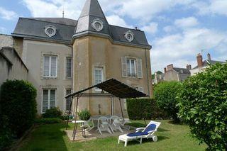 Maison bourgeoise SILLE LE GUILLAUME 275 (72140)