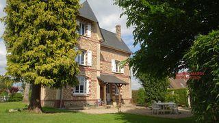 Maison bourgeoise PONT AUDEMER 158 (27500)